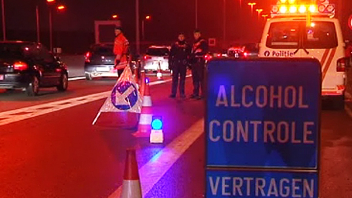 alcoholcontroles, alcoholcontrole,alcoholcontrole dit weekend